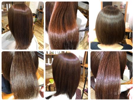 美髪矯正シルクレッチ®︎当店の強み