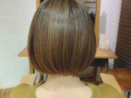【髪質改善メニュー】美髪矯正シルクレッチはじめます☆