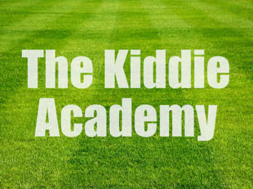 Kiddie Academy - Fridays @ 9am