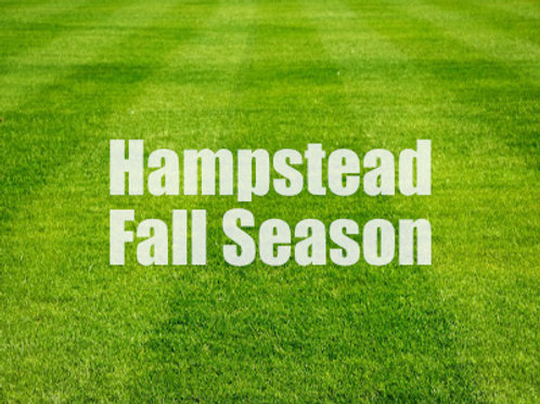 Hampstead Fall - Monday 1:30pm