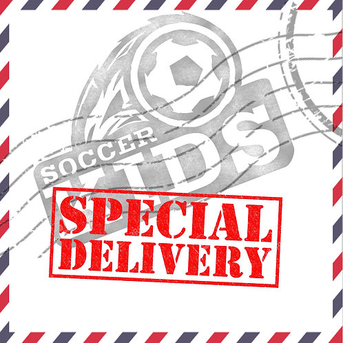 Soccer Kids - Special Delivery
