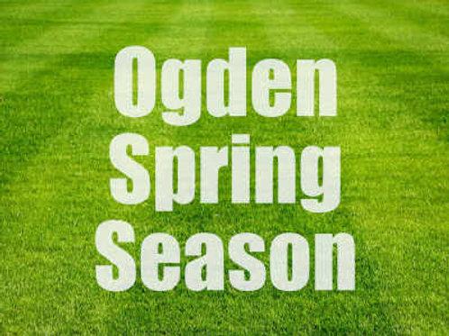Saturday Morning - Ogden Season