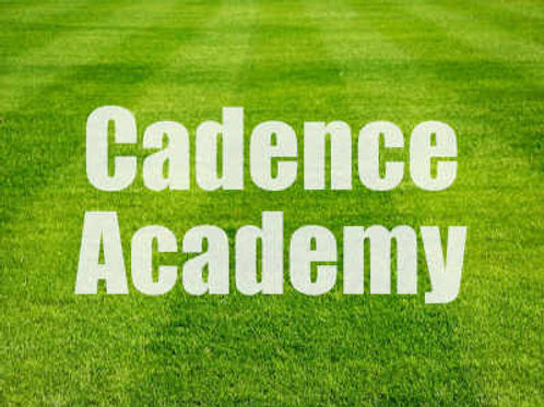 Cadence Academy - Tuesdays @ 9am