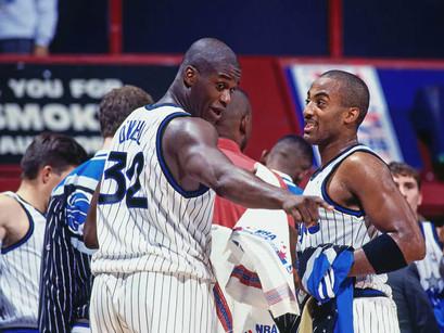 Quando i centri dominavano l'NBA...