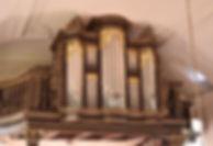 Wegscheider Orgel