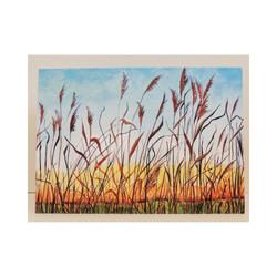 Golden Reeds, The Fens