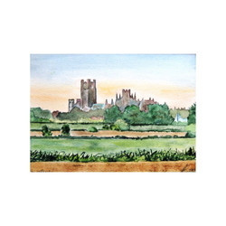 Ely Cathedral from Soham Road