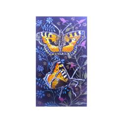Small Tortoiseshell butterflies