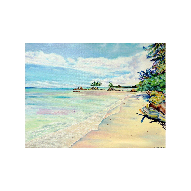 'Tropical Island Paradise' Praslin, Seyc