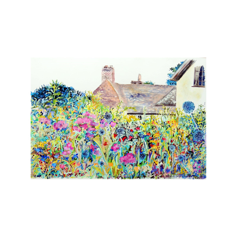 Old Flower Garden
