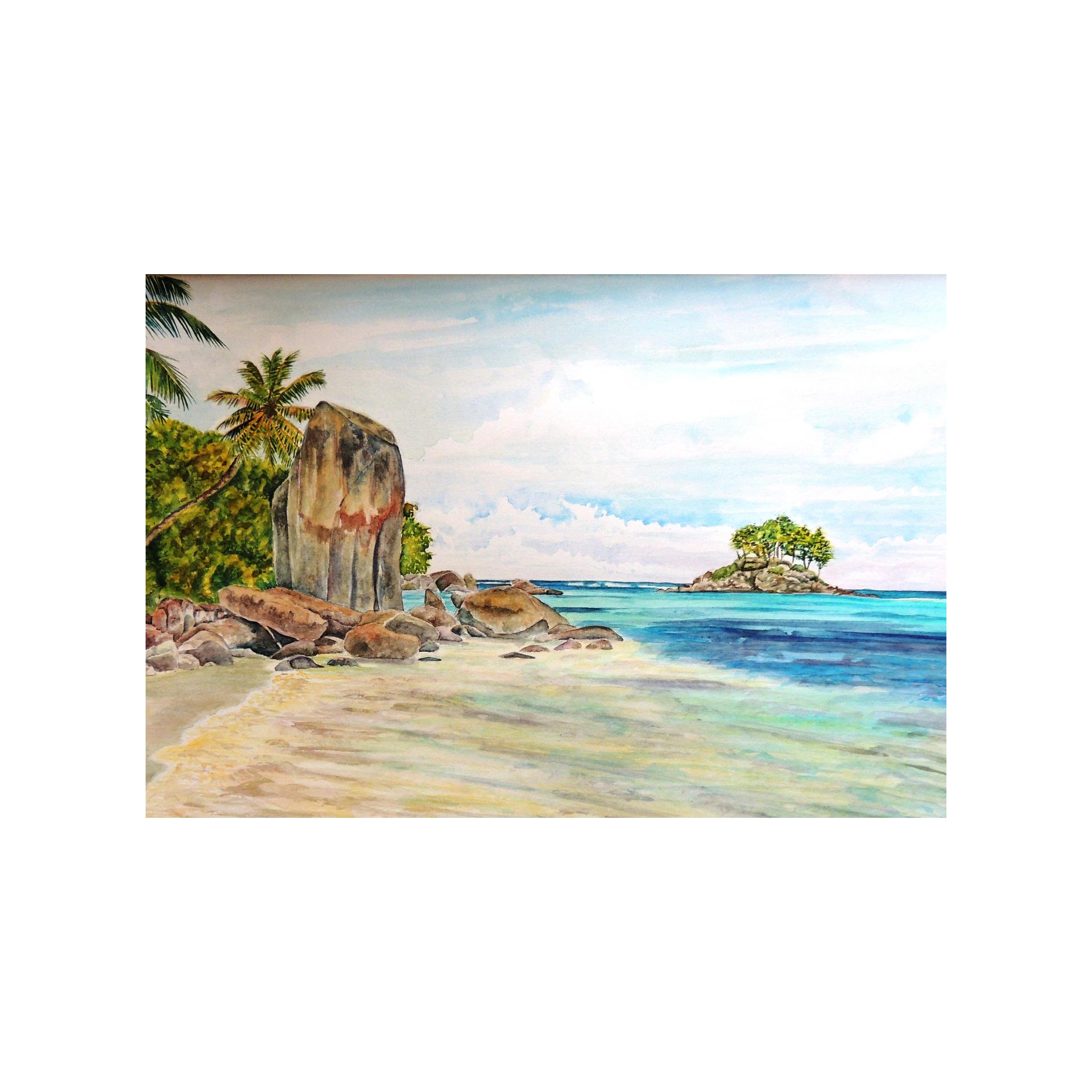 Anse Royale, Mahe, Seychelles