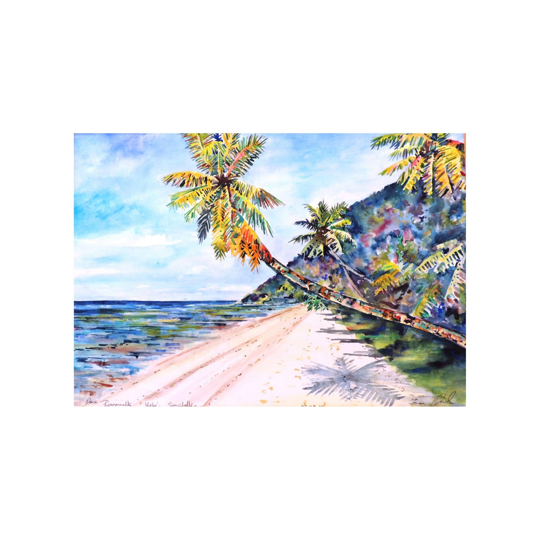 Anse Bougainville, Mahe, Seychelles