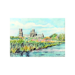 Ely Cathedral from the river