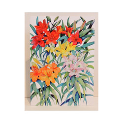 Bouquet Of Lillies