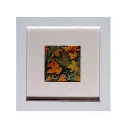 Autumn Shades. Original Artwork Watercolour  Painting.