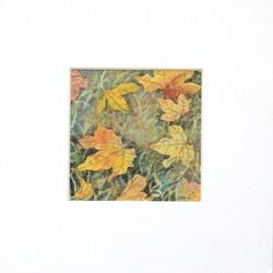 Autumn Shades. Original Artwork Wate