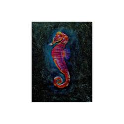 Psychedelic Seahorse