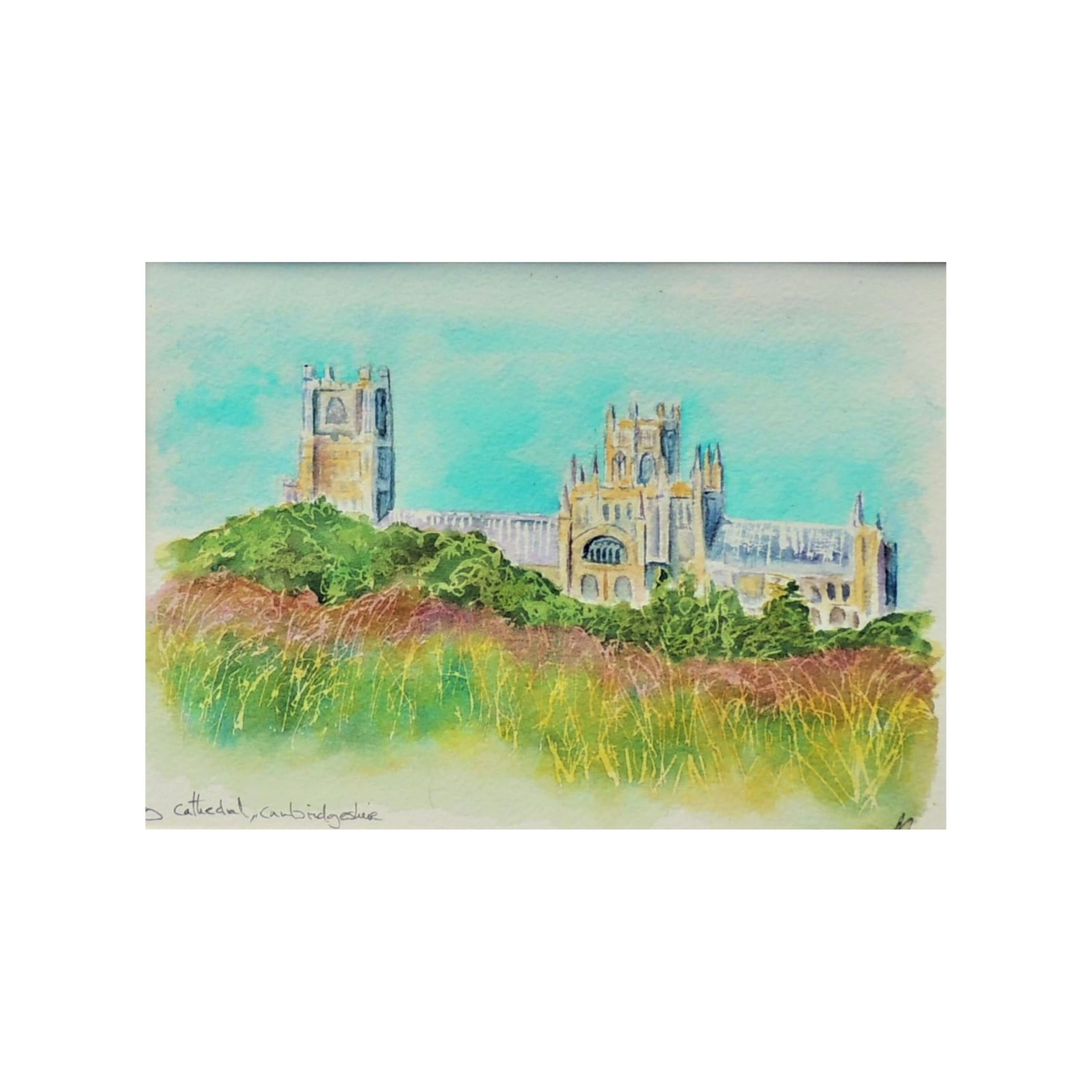 Ely Cathedral,Ely, Cambridge