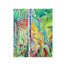 Rainforest Palms, Seychelles