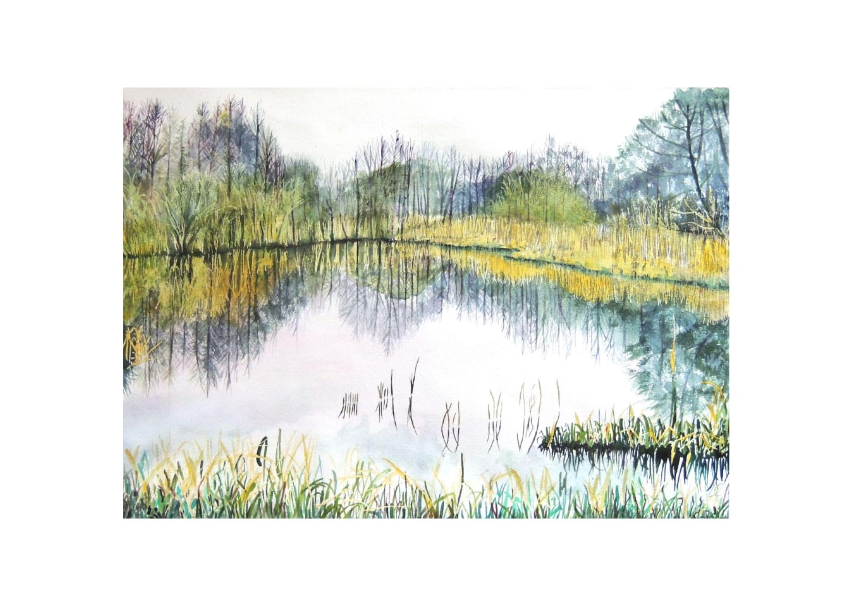 Early Spring, Gooderstone, Norfolk