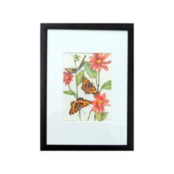 Tortoiseshell Butterflies