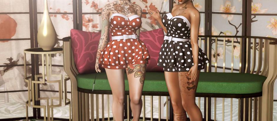 Desperate housewives – Vintage Fair 18