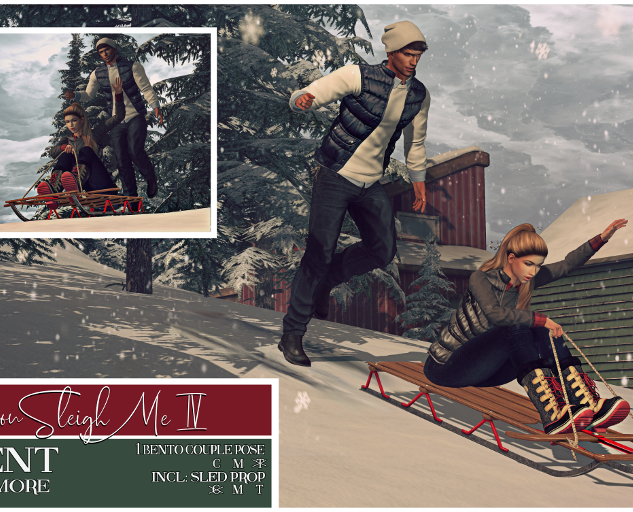 Ardent Poses - You Sleigh Me IV AD512.pn
