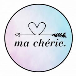 -{ Ma Cherie }- Logo - Circle White.png