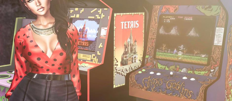 Arcade Time – Vintage Fair 18
