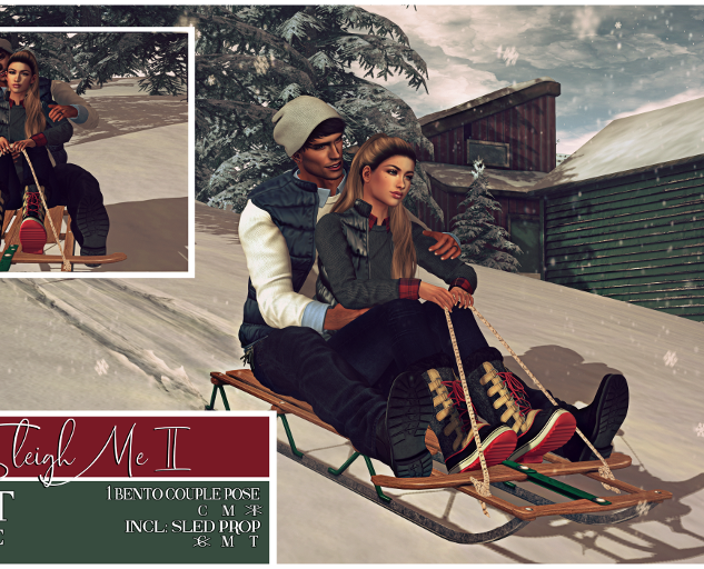 Ardent Poses - You Sleigh Me II AD512.pn