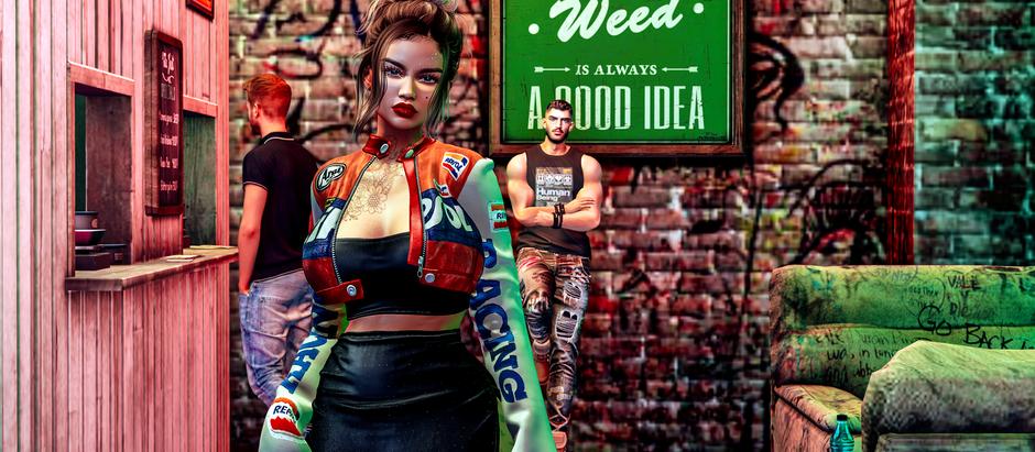 Weed is always a good idea..