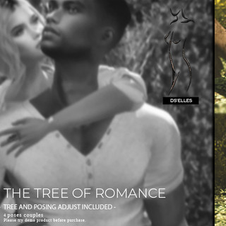 DS'ELLES - The tree of romance  poses Tr