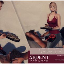 Ardent Poses - Something Sweet ADsized.p