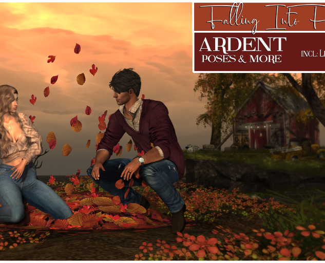 Ardent Poses - Falling Into Place II AD5