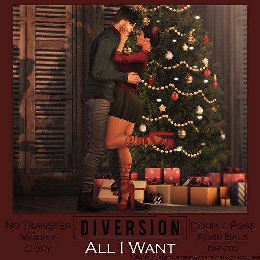 Diversion - All I Want - PF AD.png