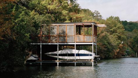 Lake House. Viver, sonhar e mergulhar.