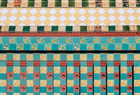 Casa Vicens. Um Gaudi recuperado.
