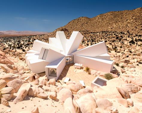 Container-conceito de James Whitaker.