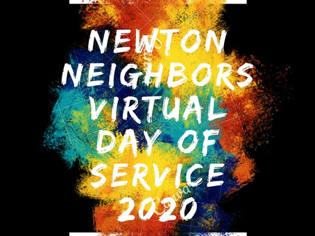 MLK Day of Service in Newton, 2021