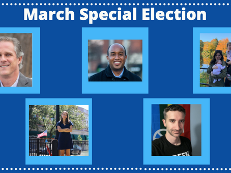 March 16th City Council Special Election and other City News