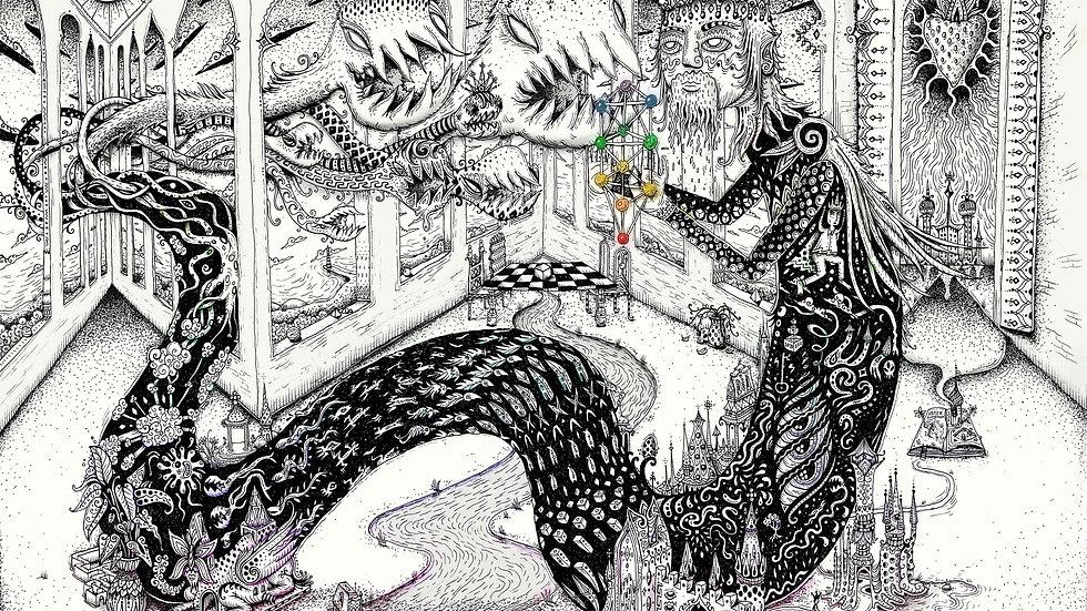 Ouroborus (original work)