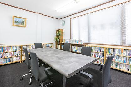 たつの法律事務所 室内