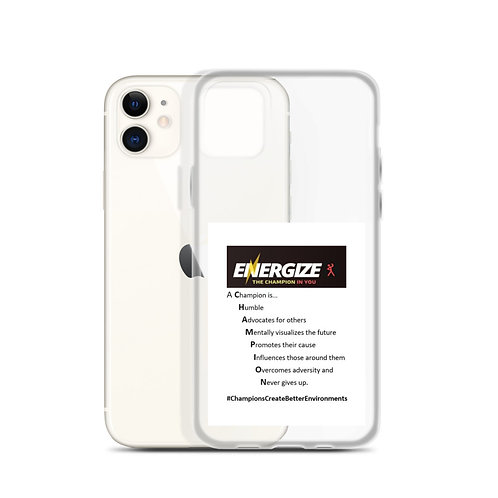 Champions are ... iPhone Case