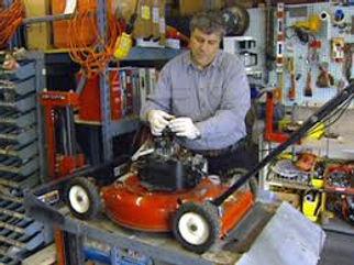 ремонт газонокосилок в москве