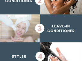 The Basics for starting your curly hair journey