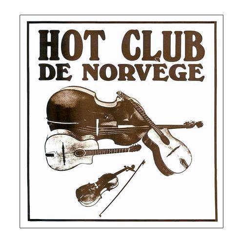 MELLOM ALLE STOLER – Hot Club de Norvège 40 år