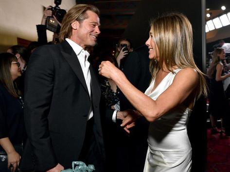 Brad Pitt and Jennifer Aniston -5 Reasons to Revive #Brennifer