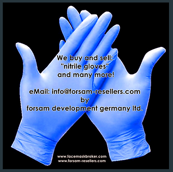 PIC we buy and sell Nitrile Gloves Best