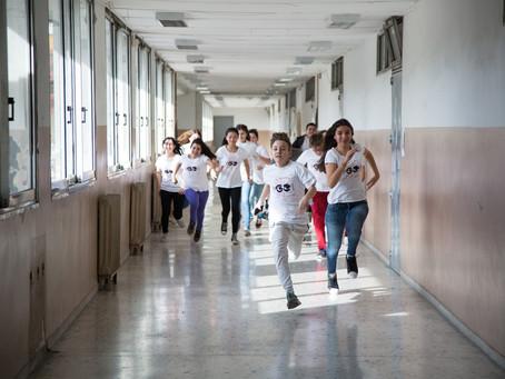 Εκπαιδευτικά προγράμματα στη Στέγη Ιδρύματος Ωνάση - Απρίλιος