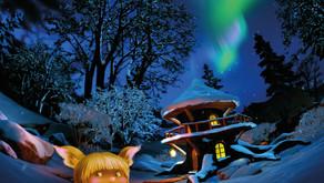 «Κρούμκα: Μια Χειμωνιάτικη Ιστορία» στο Ίδρυμα Ευγενίδου